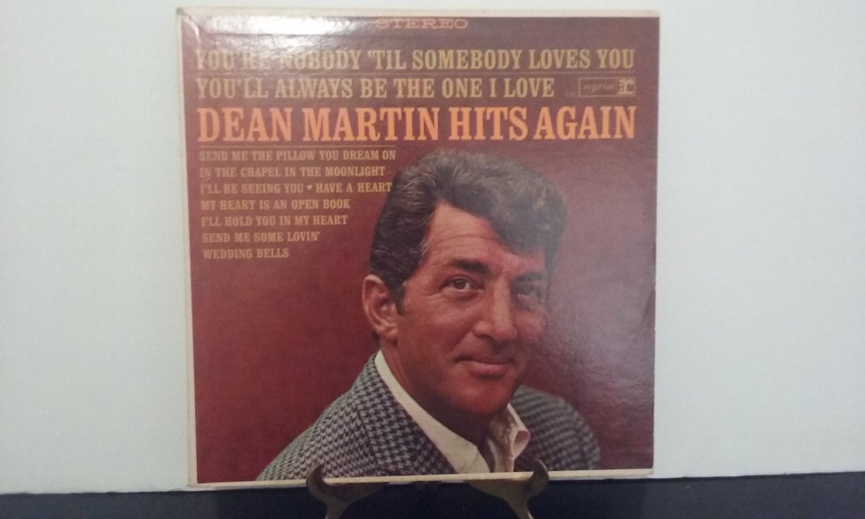 Dean Martin  -  Dean Martin Hits Again - Circa 1965