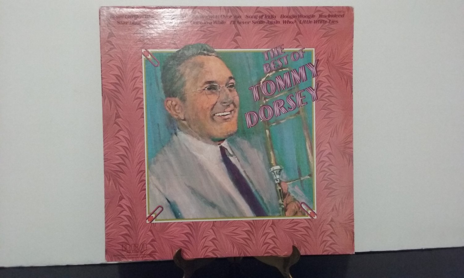 Frank Sinatra Amp Tommy Dorsey The Best Of Tommy Dorsey