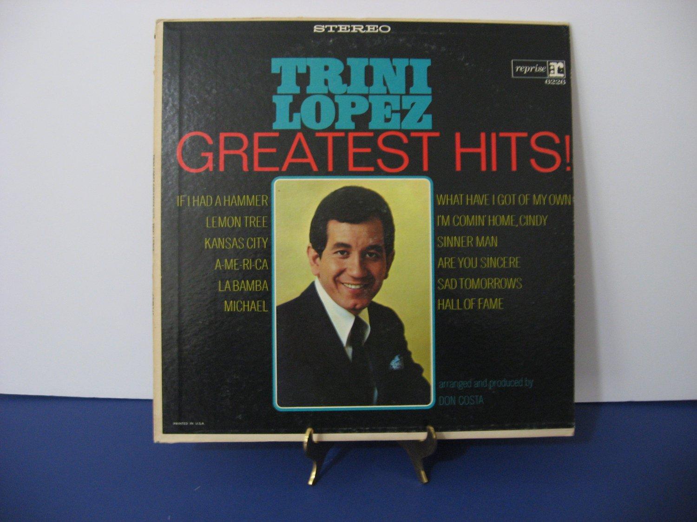 Trini Lopez - Greatest Hits - Circa 1966