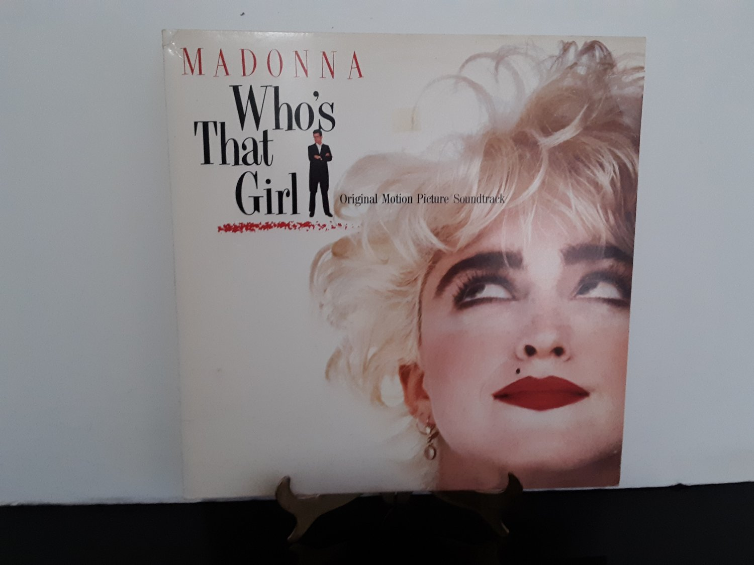 Who's That Girl - Madonna - Original Motion Picture Soundtrack - Circa 1987