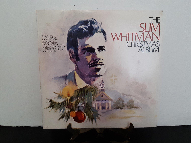 Slim Whitman - Christmas Album - Circa 1969