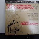 Julie Andrews - Rex Harrison - My Fair Lady - Original Cast Album - Circa 1959