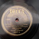 Fred Waring & His Concert Orchestra  - Strange Music /  Waltz in C Sharp Minor -78rpm - Circa 1944
