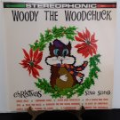 Woody The Woodchuck - Sing A Song Of Christmas With Woody - Circa 1960's