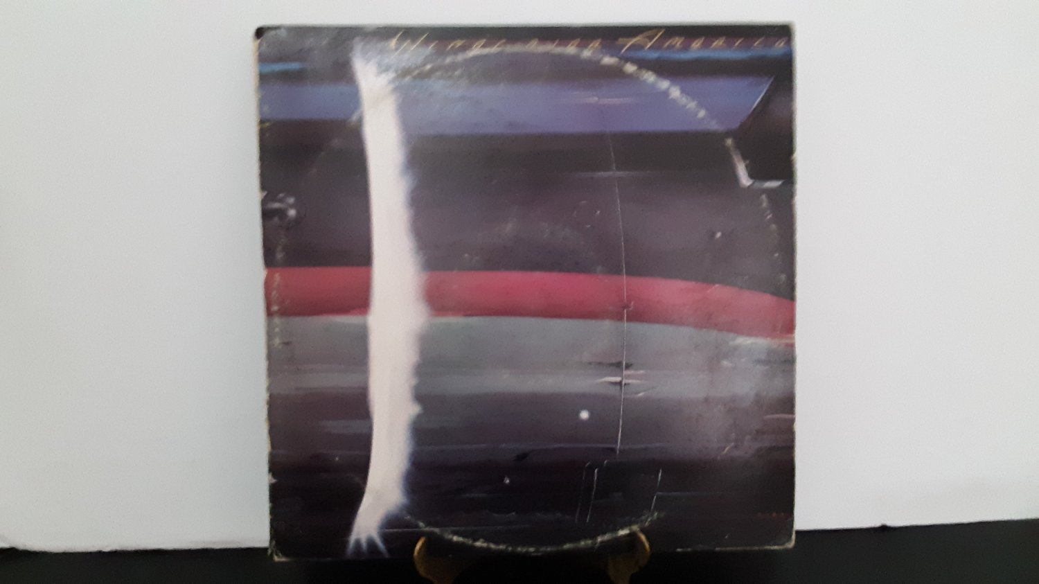 Wings - Wings Over America - Three Album Set! - With 30x20 Double Sided Poster - Circa 1976