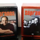 The Soprano's Complete Season 1 & 2 - 10 - VHS - Tapes 26 Episodes!