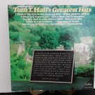 Tom T. Hall - Tom T. Hall's Greatest Hits - Promotional Copy -  Circa  1972