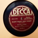 Deanna Durbin - Silent Night, Holy Night - Adeste Fideles - 78rpm - Circa 1941