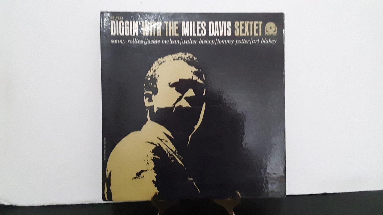 Classic Jazz - Miles Davis - The Miles Davis Sextet - Diggin' - Circa 1963