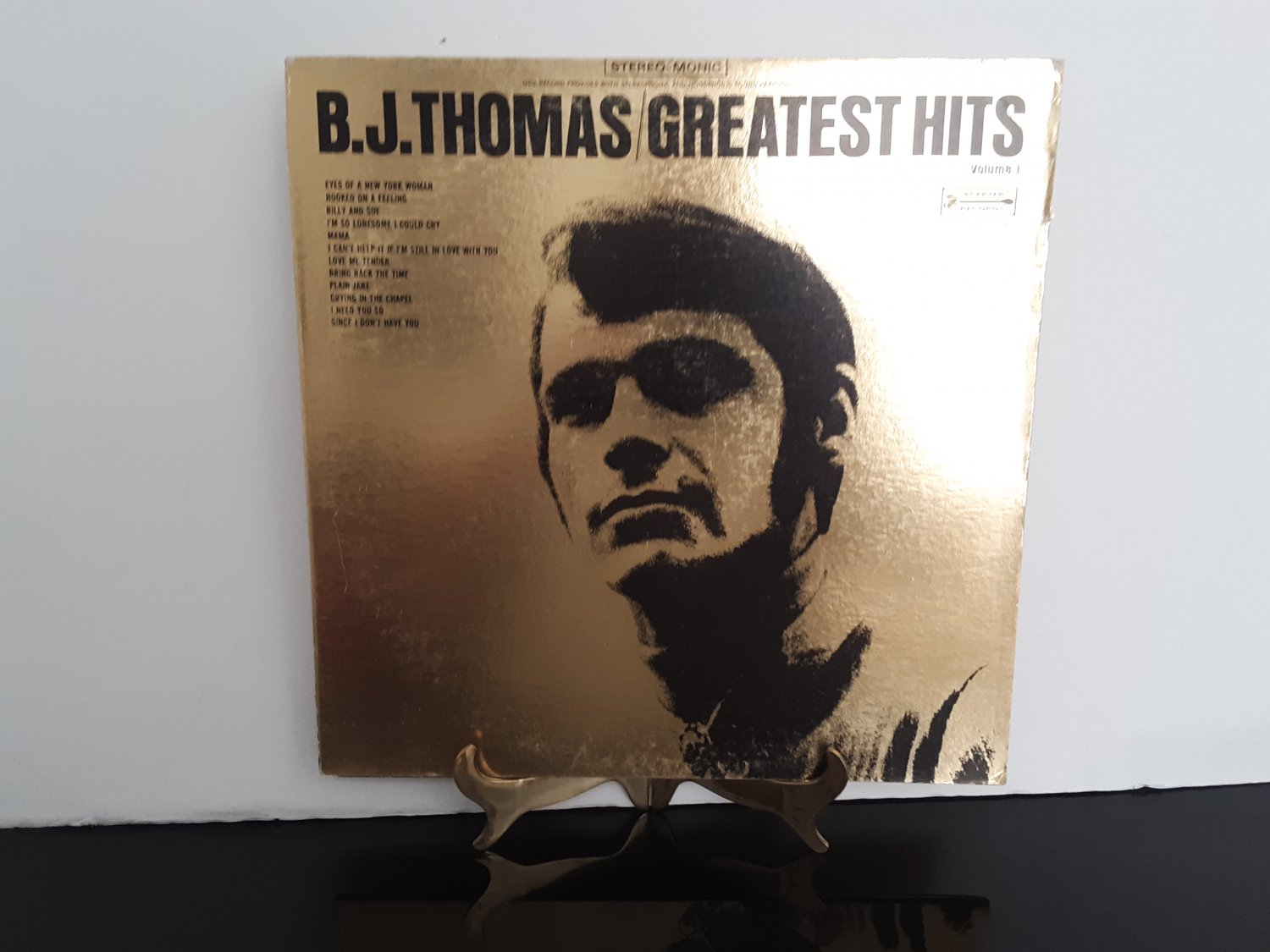B.J. Thomas -  Greatest Hits - 1969