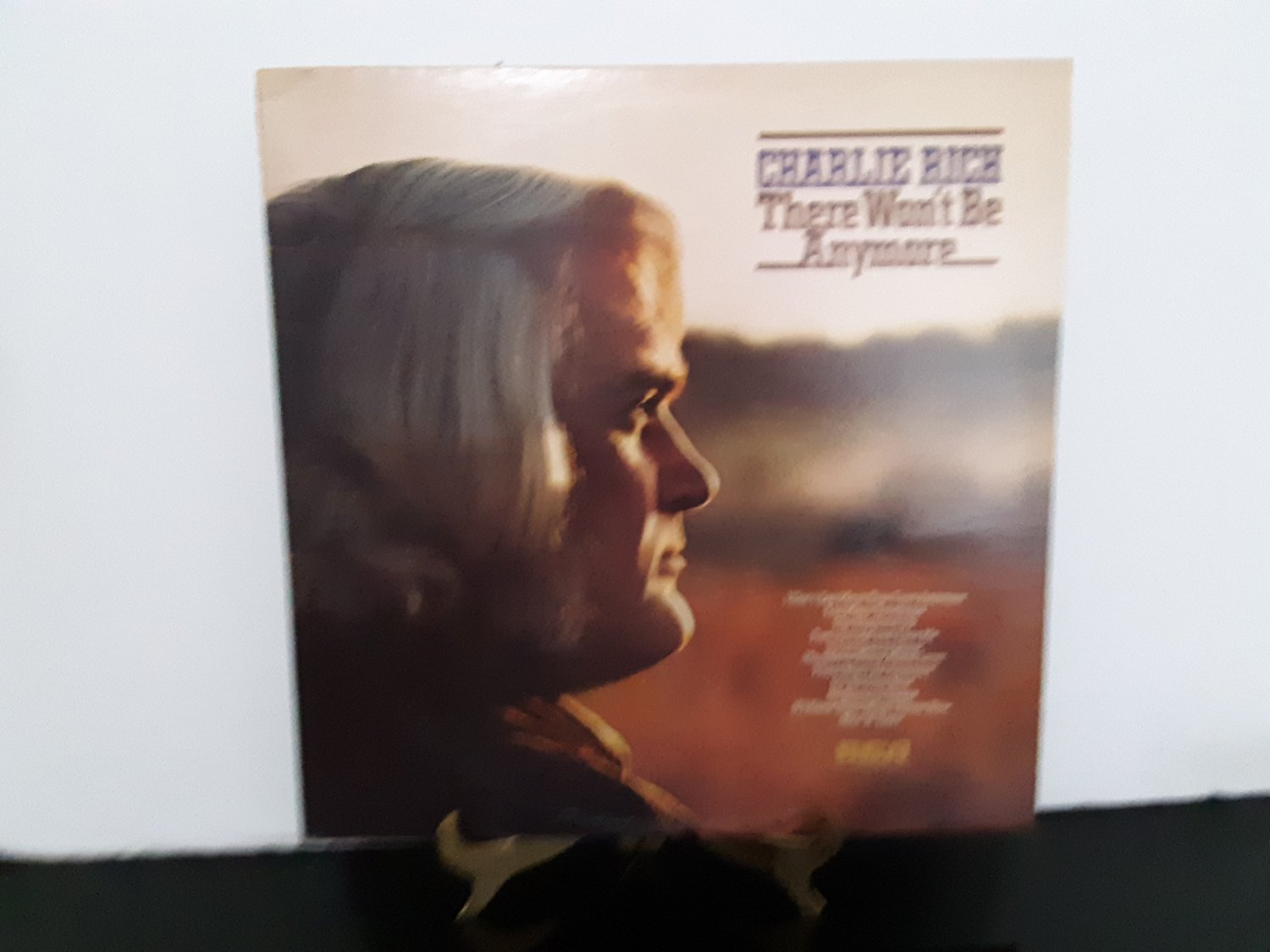 Charlie Rich - There Won't Be Anymore - Circa  1974