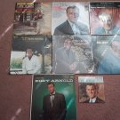 Eddy Arnold - Classic Country Lot of 8 Vinyl Records - Circa 1960's
