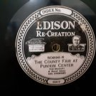 Extremely Rare - Edison Re-Creation 78rpm Disc - Gal Stewart & Golden and Hughes - Circa 1922