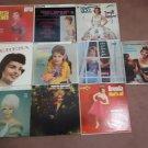 Super Deal! Teresa Brewer - Lot of 10 Vintage 1950/1960's Albums