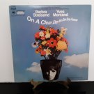 Barbra Streisand / Yves Montand - On A Clear Day - Original Soundtrack - Circa 1970