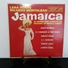 First Pressing - Lena Horne & Ricardo Montalban - Jamaica - Original Cast Album - Circa 1957