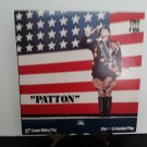 Laser Videodisc - Patton - Stereo Extended Play - Circa 1983 - Laserdisc