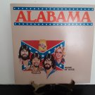Alabama - Pride Of Dixie -  Circa 1981