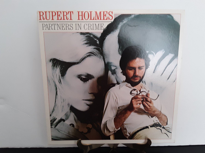 Rupert Holmes - Partners In Crime - Circa 1979