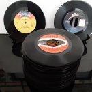 Lot of 50 - 45rpm Grab Bag - Loretta Lynn - Jacksons - Paul McCartney - Chicago - The Who - (C)
