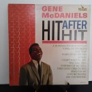 "Gene McDaniels - With The Hit! - ""A Hundred Pounds Of Clay"" - Hit After Hit"