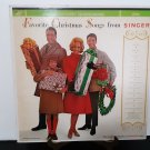 Rare! The Donna Reed Show Cover - Favorite Christmas Songs From Singer  - Circa 1964