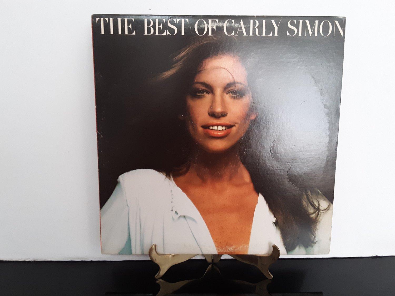 Carly Simon - The Best Of Carly Simon - Circa 1977