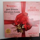 Julie Andrews - Firestone Presents - Your Favorite Christmas Carols Volume 5 - Circa 1965