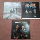 Joe & Eddie - 3 Album Lot - Walkin Down The Line - Coast To Coast - There's A Meetin' Here Tonite