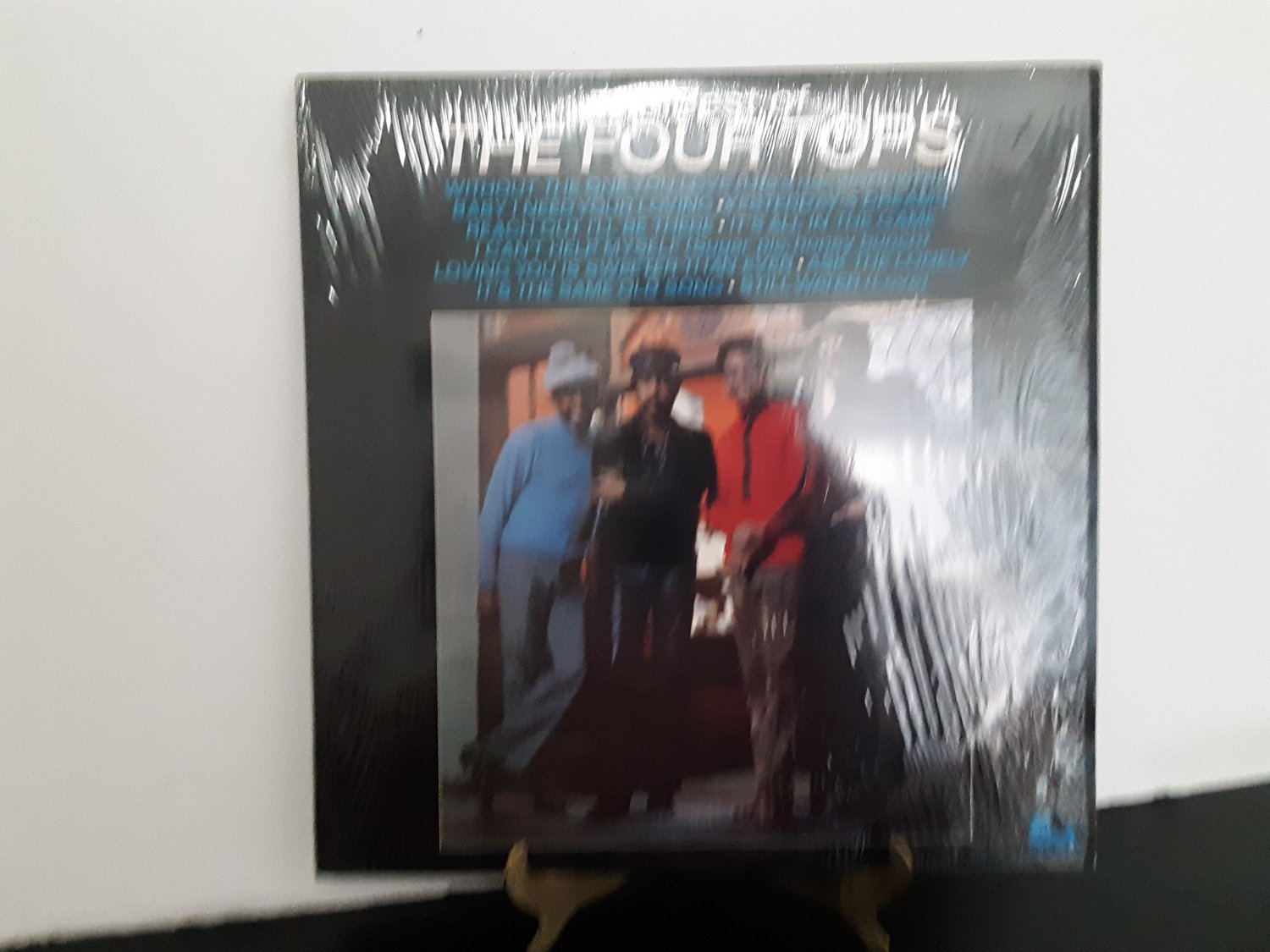 The Four Tops - The Best Of The Four Tops - Circa 1977