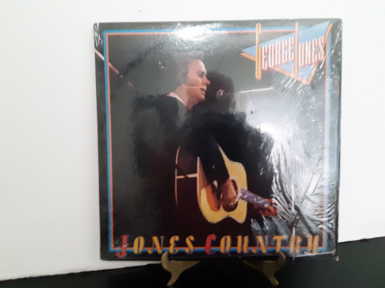 George Jones - Jones Country - Circa 1983
