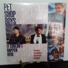 Pet Shop Boys - It Couldn't Happen Here - Circa 1992 - LASERDISC