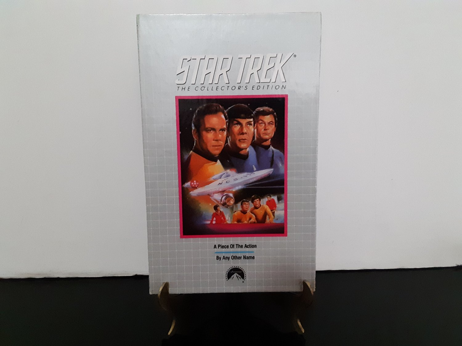 Original Star Trek - A Piece Of The Action / Bt Any Other Name - VHS Tape