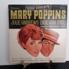 Walt Disney - Julie Andrews - Mary Poppins Soundtrack - Circa 1964
