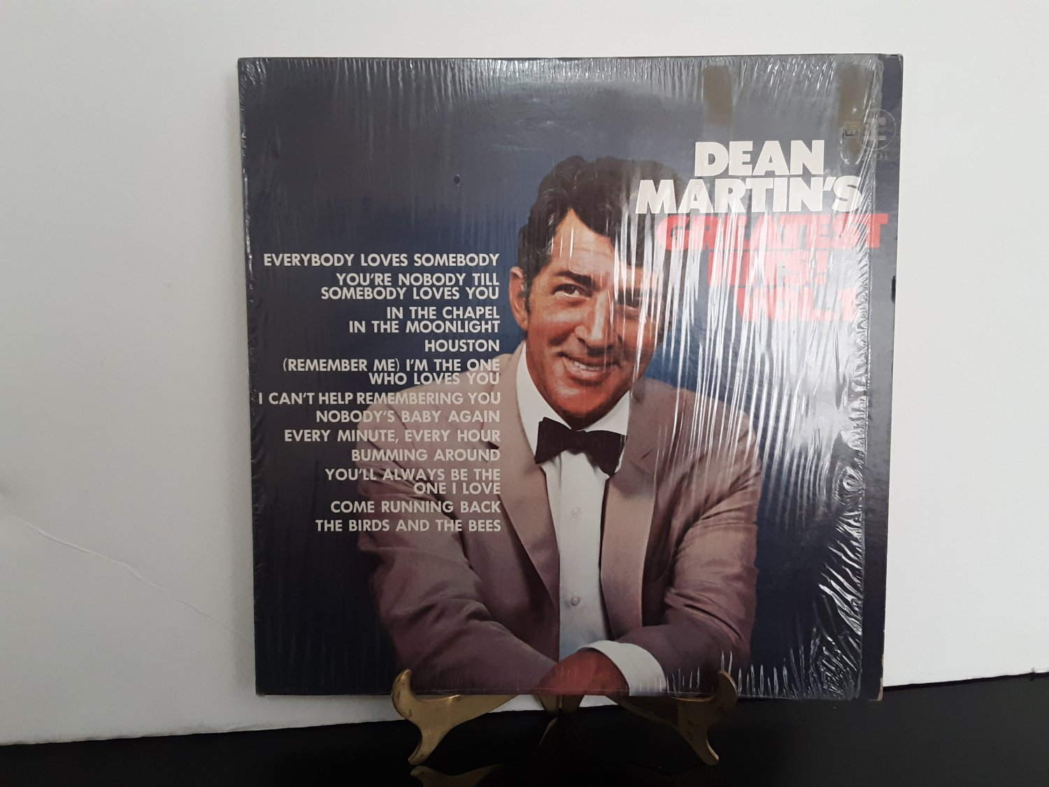 Dean Martin - Greatest Hits Volume 1 - Circa 1968