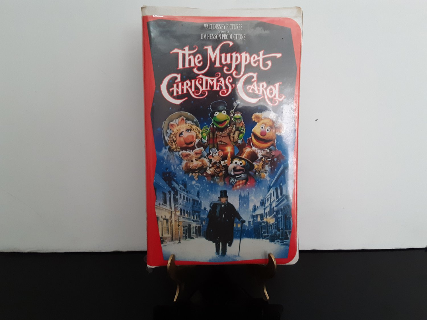 Walt Disney - The Muppet Christmas Carol - VHS Tape