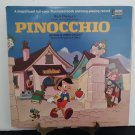 Walt Disney - Pinocchio - Plus 11 Page Full Color Illustrated Book - Circa 1969