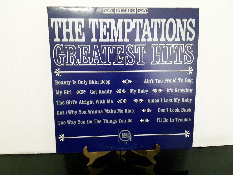 The Temptations - Greatest Hits - Circa 1966