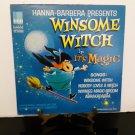 Hanna-Barbera - Winsome Witch In It's Magic - Circa 1966