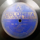 100 Year Old Classic Blues - Marion Harris - The St. Louis Blues - Homesickness Blues - 78rpm