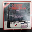 1969 Readers Digest Christmas Collection 4 LP Box Set