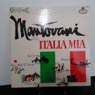 Mantovani And His Orchestra - Italia Mia - Circa 1961