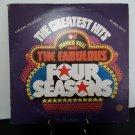 Frankie Valli & The Four Seasons - The Greatest Hits - 4 Record Box Set! - Circa 1974
