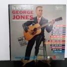 George Jones - The New Favorites Of George Jones - Circa 1962