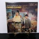Bing Crosby & Rosemary Clooney - Fancy Meeting You Here - Circa 1958
