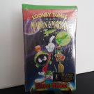 NEW! Sealed - Looney Tunes - Marvin The Martian - 12 Great Cartoons -  VHS Tape