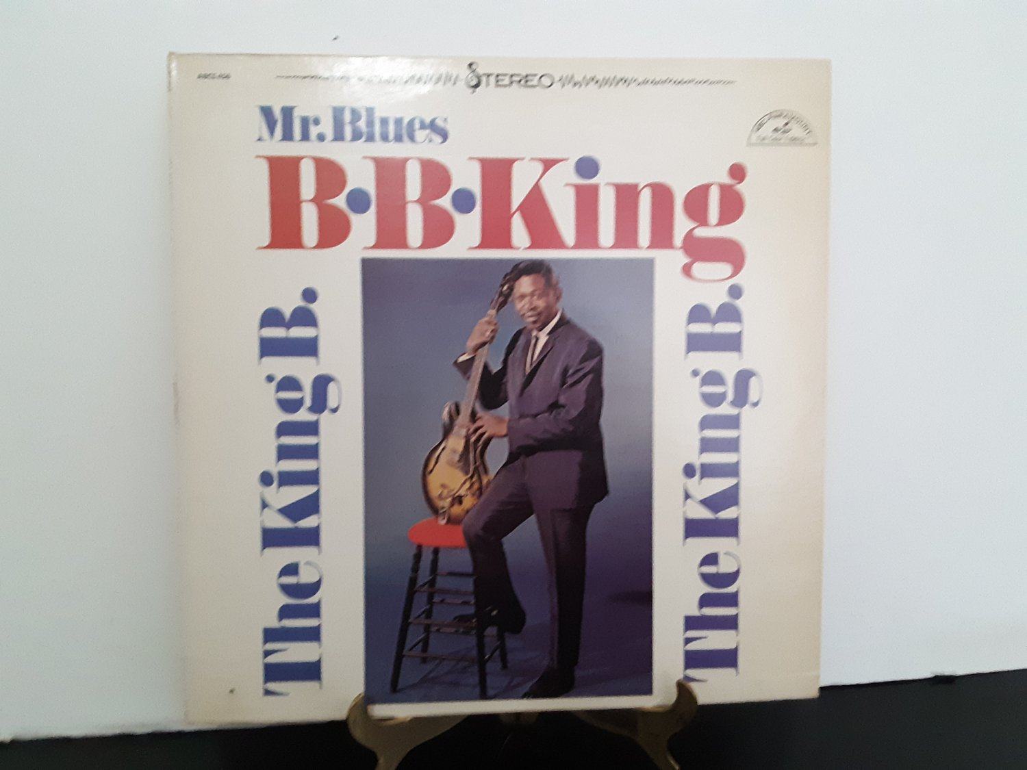 B.B. King - Mr. Blues - Circa 1963