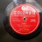 Frank Sinatra - Nancy - Cradle Song / Circa 1945 - 78rpm