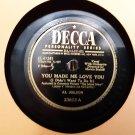 Al Jolson - You Made Me Love You / Ma Blushin Rosie - 78rpm - Circa 1946