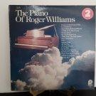 Roger Williams - The Piano Of Roger Williams - Double Album Set! - Circa 1974